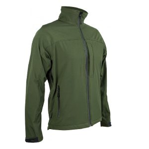 Highlander Odin Softshell jacket Groen