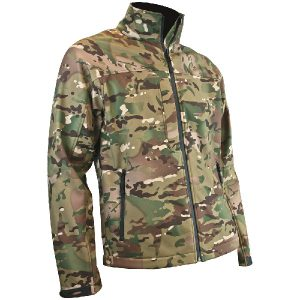 Highlander Odin Softshell jacket Multicam