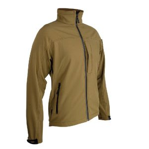 Highlander Odin Softshell jacket Tan