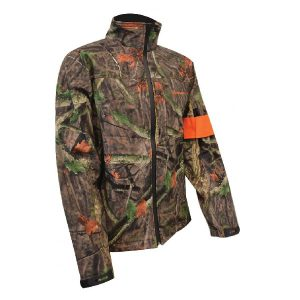 Highlander Odin Softshell jacket Tree Deep