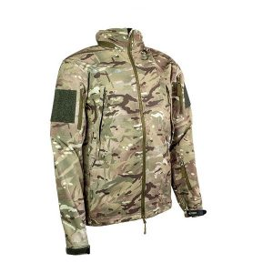 Highlander Tactical Softshell Jacket HMTC