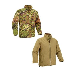 Defcon5 Reversible Jacket Tan-Camo